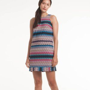 Trina Turk Multicolor Macee Dress A-line Tank